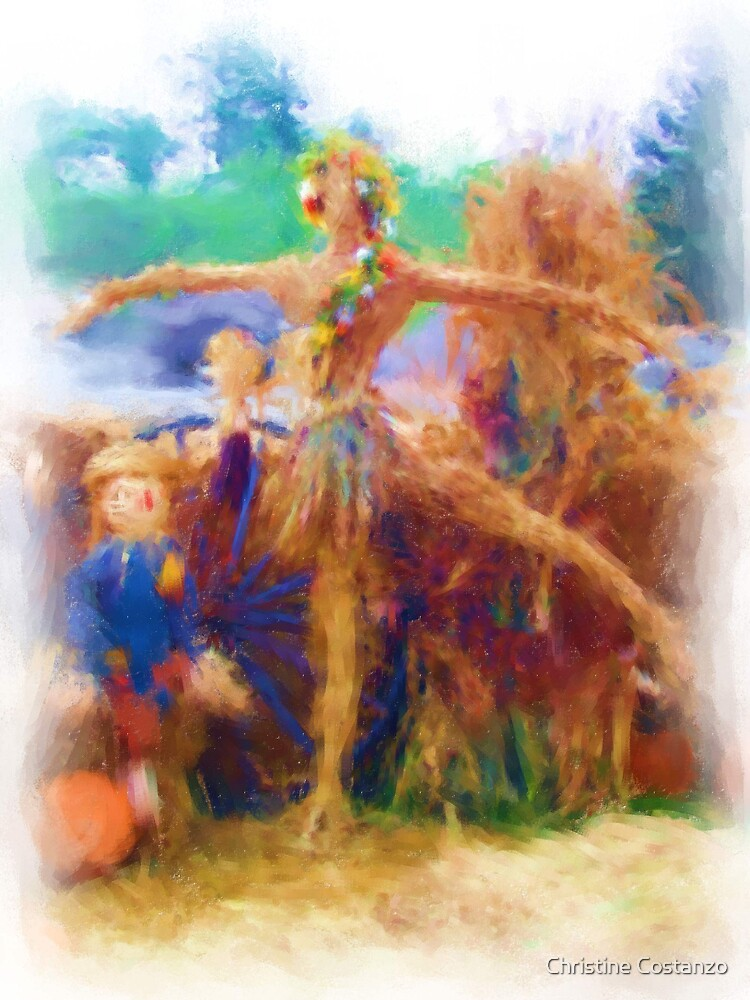 Scarecrow Dancer by Christine Costanzo