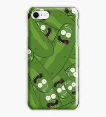 Pickle Rick iPhone Case/Skin