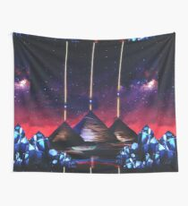 Giza-Orion Alignment  Wall Tapestry
