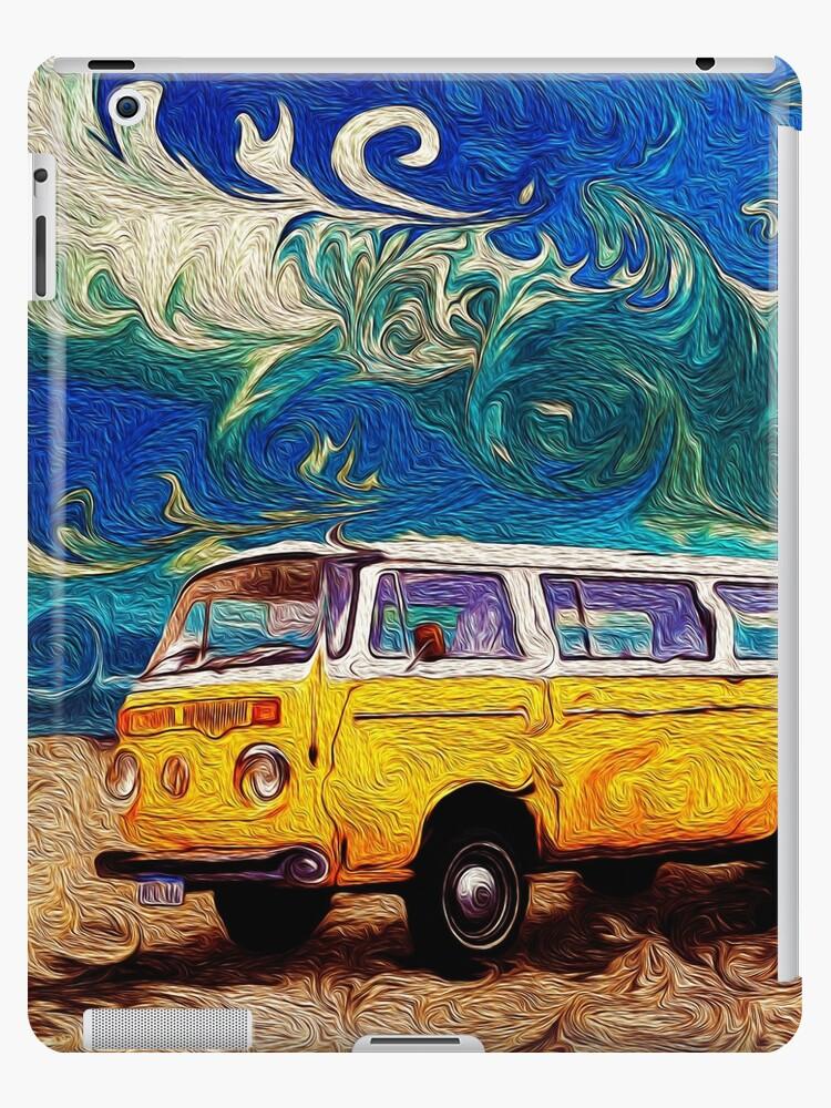 «Kombi de verano 72 '» de Daniel Watts