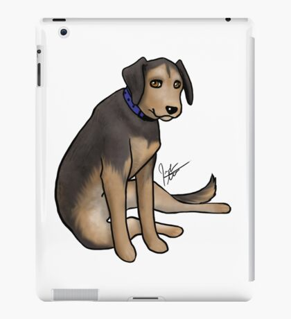 Scout the Saddest Puppy iPad Case/Skin