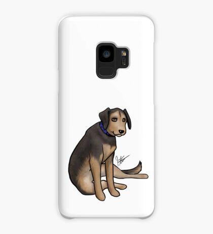 Scout the Saddest Puppy Case/Skin for Samsung Galaxy