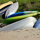 Kayak Colors by Asoka