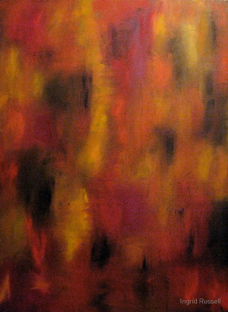 Abstract #2 by Ingrid Russell