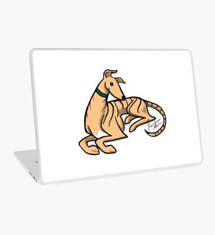 Greyhound Laptop Skin
