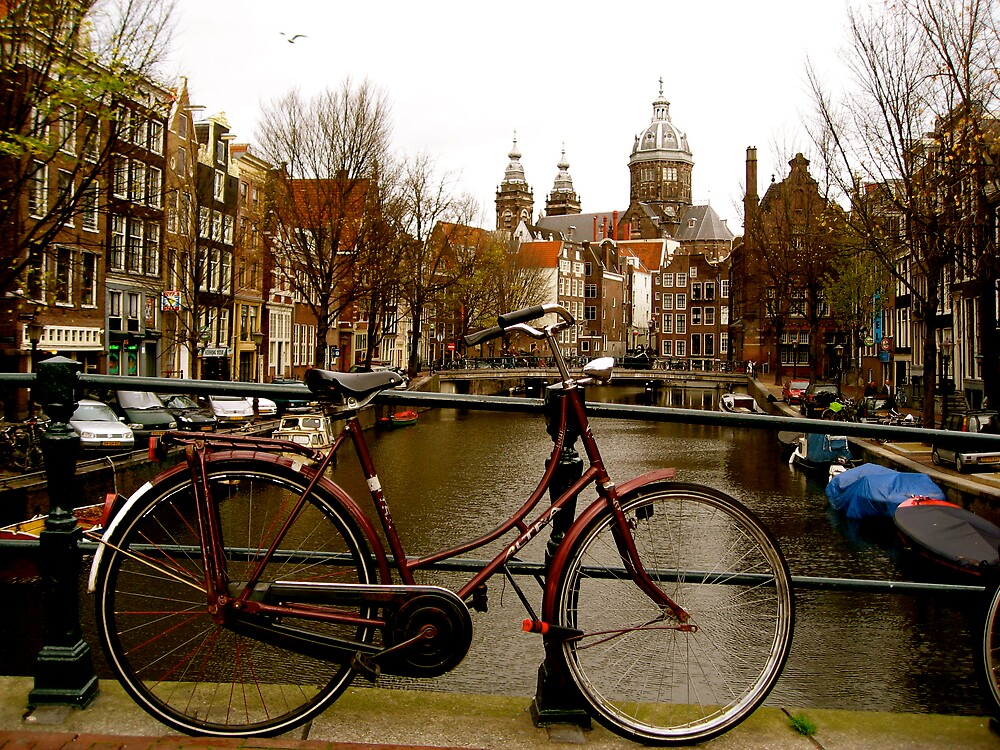 Amsterdam by mkingsley