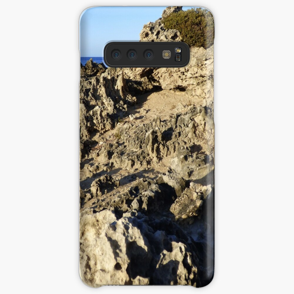 Light and Shadows on the Beach Case & Skin for Samsung Galaxy