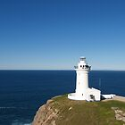 Lighthouse South Solitary Island by SouthSolitaryIs