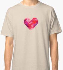 Prism Heart Classic T-Shirt