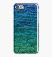 Blue Shining Waters iPhone Case/Skin