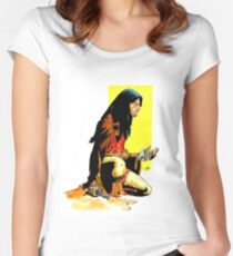 Quinlan Vos Women's Fitted Scoop T-Shirt