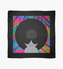 Funky Vinyl Records - Music Art Scarf