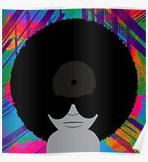 Funky Vinyl Records - Music Art Poster