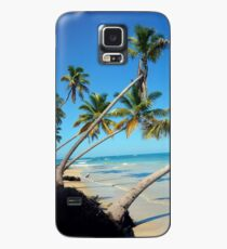 Caribbean Beaches  Case/Skin for Samsung Galaxy