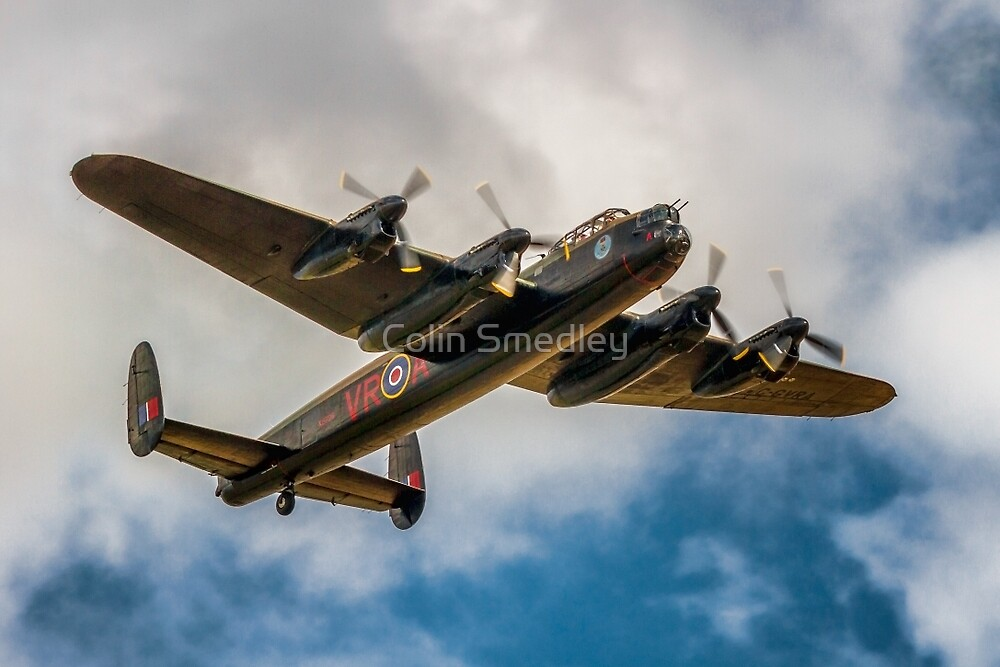"Avro Lancaster B.X FM213/C-GVRA ""Vera"" by Colin Smedley"