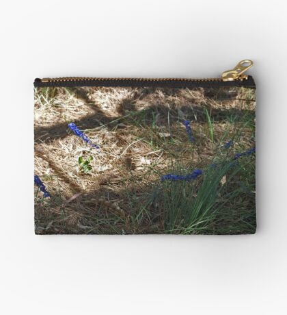 Hovea in the Shadow Studio Pouch