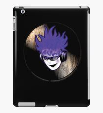 Punk Rock Vinyl Record -  MUSIC! iPad Case/Skin