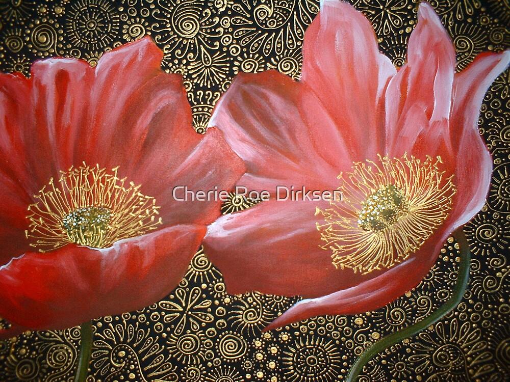 Poppies by Cherie Roe Dirksen