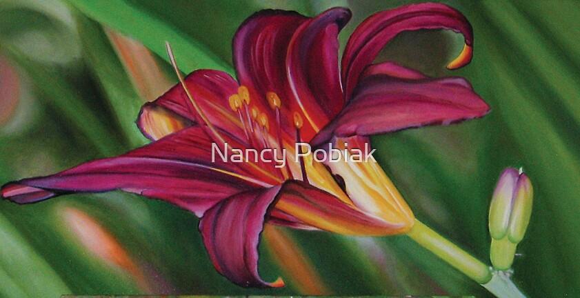 Lily by Nancy Pobiak
