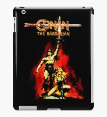 Conan The Barbarian movie iPad Case/Skin
