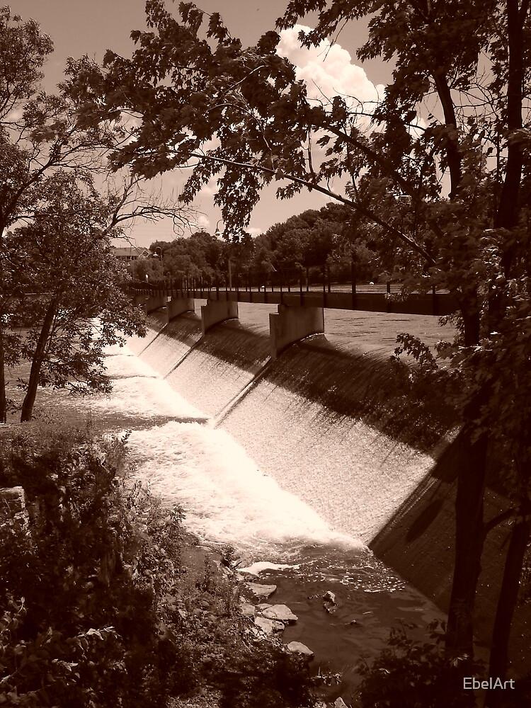 Water Rush by EbelArt