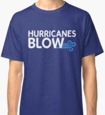 Hurricanes Blow Classic T-Shirt