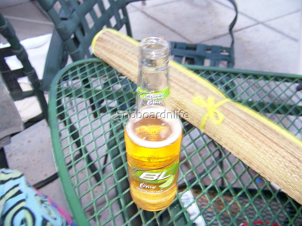 Bud Light Lime by Snoboardnlife