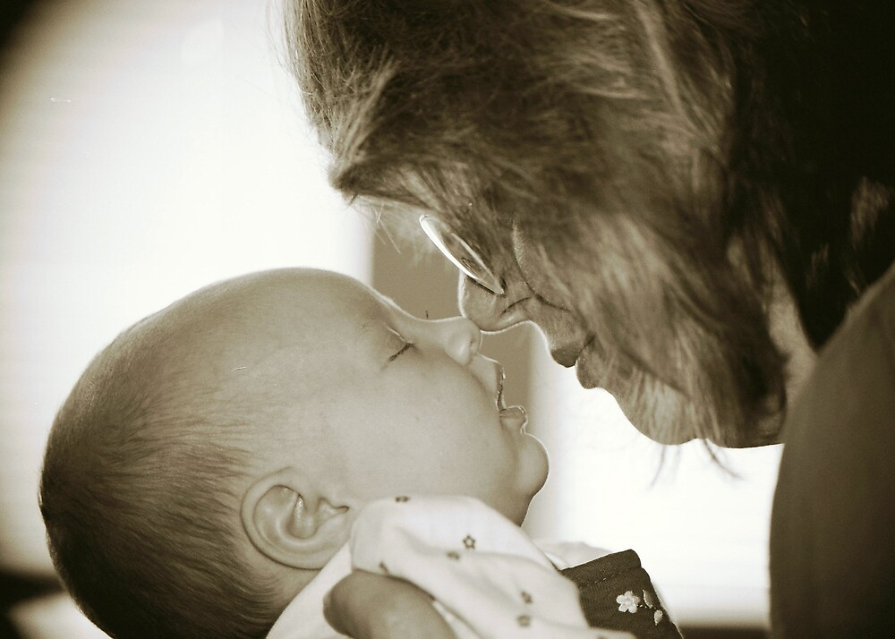 A Grandmothers Love by MyKidsMom