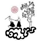 Landschaft, landscape, Aikido, Kampfkunst von einechtervogel