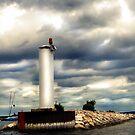 Leaving the Bay by Karri Klawiter