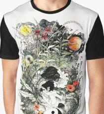 Healing Herbs Graphic T-Shirt