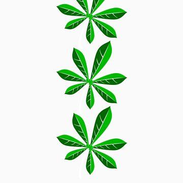 Leaves Serie 1 by marsolis