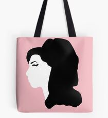 Amy Winehouse - Pink Tote Bag
