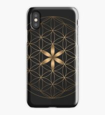 The Flower Of Life iPhone Case