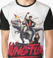 Kung Fury Graphic T-Shirt
