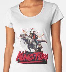 Kung Fury Women's Premium T-Shirt