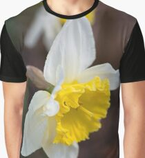 Spring Into It With Daffodils Graphic T-Shirt