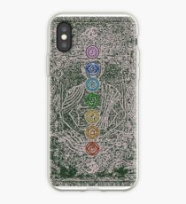 The Seven Chakras (Ancient) iPhone Case