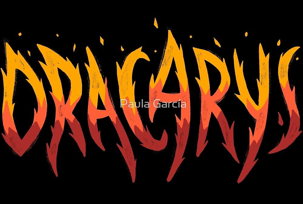 «Dragonfire» de Paula García
