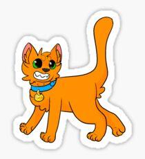 Rusty! Sticker