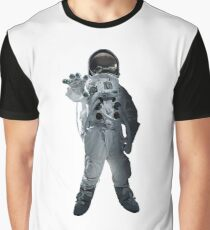 Doctor Who Astronaut Graphic T-Shirt