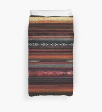 The Travellers Garmet Duvet Cover