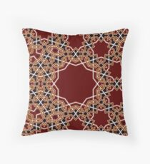 Gunbad-I-Kabud Throw Pillow