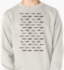 Fishes in Geometrics Sweatshirt