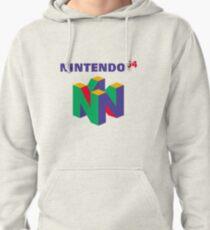 Nintendo 64 Pullover Hoodie