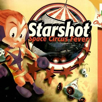 Star Shot space circus by TheNintendo64er