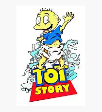 TOT Story  Photographic Print