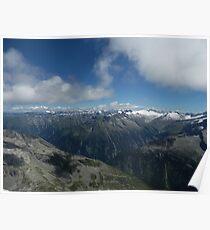 Endless peaks  Poster