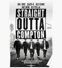 Geradeaus Compton Film Poster