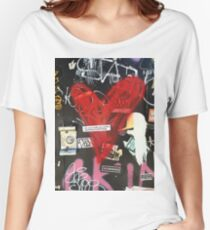Wall no.21 Women's Relaxed Fit T-Shirt